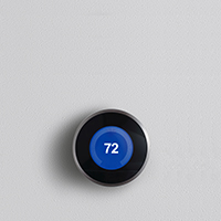 Image of smart thermostat